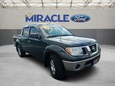 Used 2011 Nissan Frontier SV Gray Truck