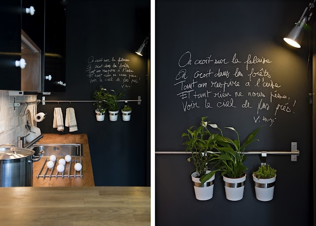I'm not sure how that would work but it would be cool to do this with herbs