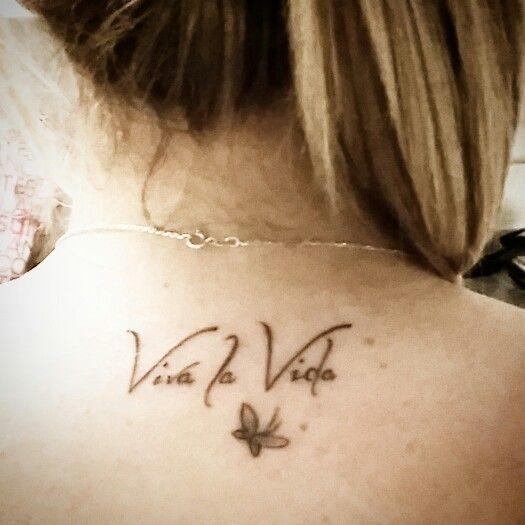 min 2 tatovering viva la vida tatoveringer pinterest tattoo tatoo and tatoos. Black Bedroom Furniture Sets. Home Design Ideas