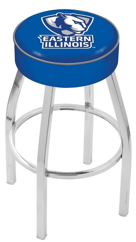 Eastern Illinois Panthers Barstool Seat Bar Stool