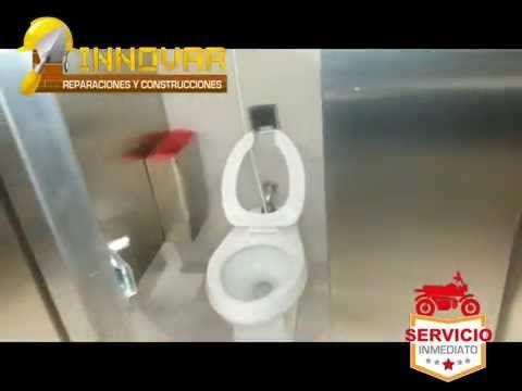 Plomería en Bogotá, baños, reparación sensores