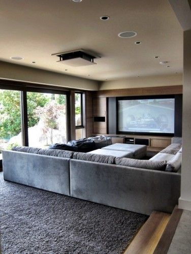 Home Theater Room Ideas. Start By Determining The Overall Theme That Will  Be Used For Your Home Theater Design. Do You Want To Have A General  Cinematic