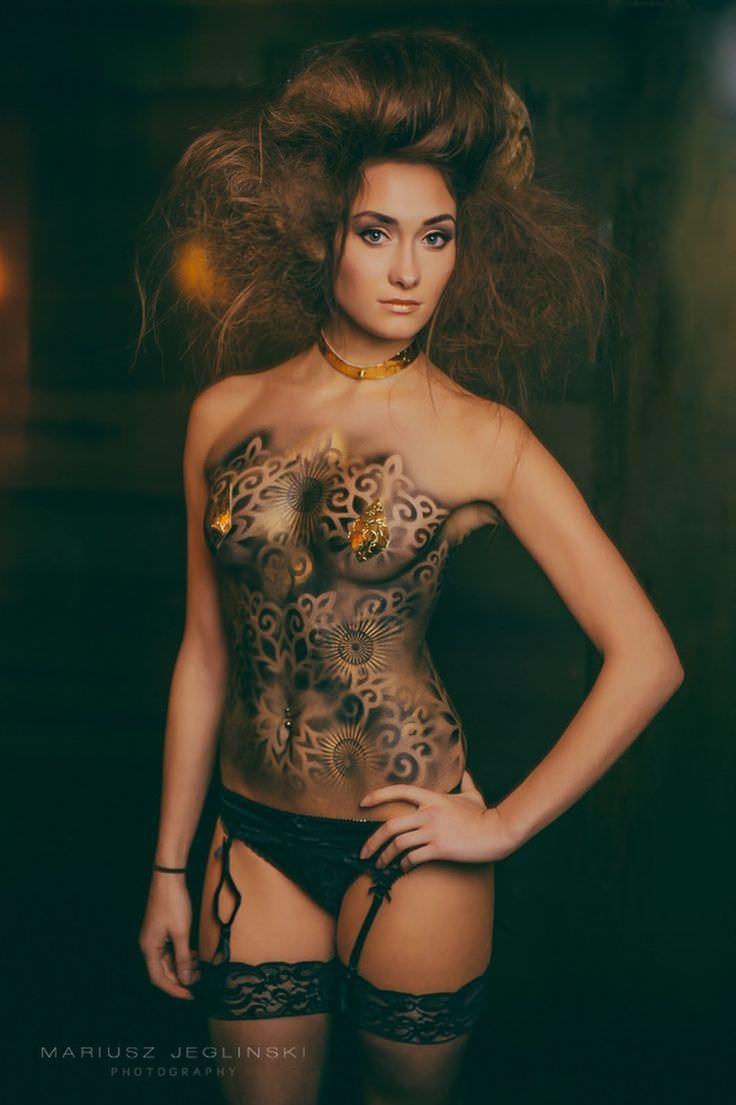 les 576 meilleures images du tableau art body painting sur pinterest maquillage corps. Black Bedroom Furniture Sets. Home Design Ideas