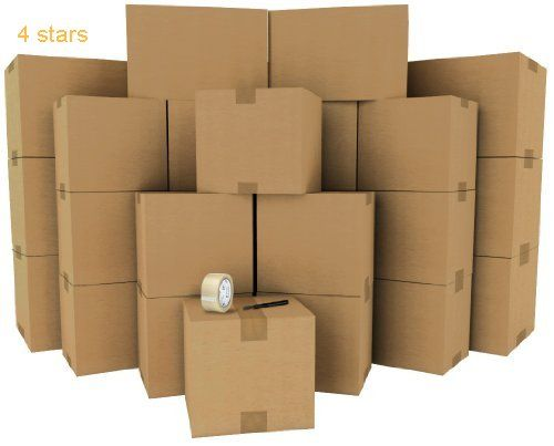 Cheap Cheap Moving Boxes LLC Movers Value Pack 30 Boxes with Supplies (Deluxe)