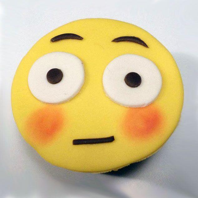 De cupcake Blosjes