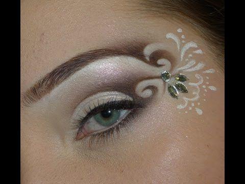 Креативный свадебный макияж /// Creative Bridal Makeup