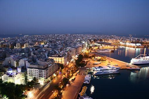 GREECE CHANNEL | Piraeus city and port