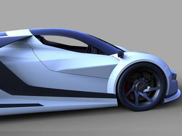 R10 Concept Envisions Ultimate Audi