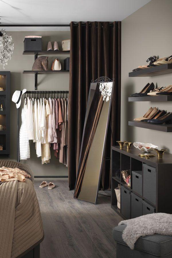 Lack Wall Shelf Black Brown En 2019 Bedrooms Bedroom