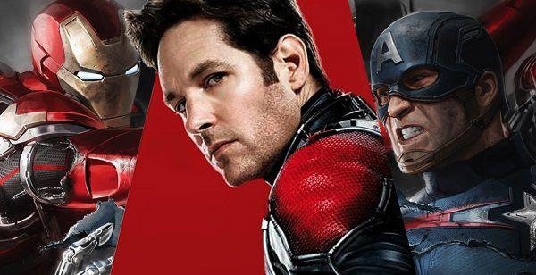 Captain America: Civil War – come si rapporterà Ant-Man con i Vendicatori