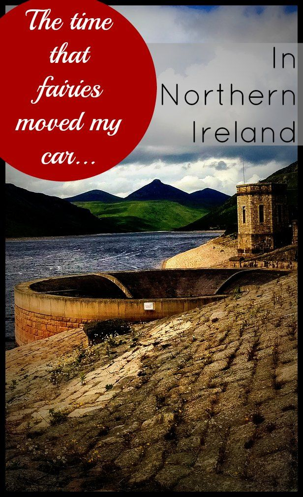 Planning a trip to Northern Ireland? Check out our off the beaten path adventure and hear the story of the time that the Fairies moved my car in Northern Ireland! This post also contains detailed instructions and a map for recreating our adventure.