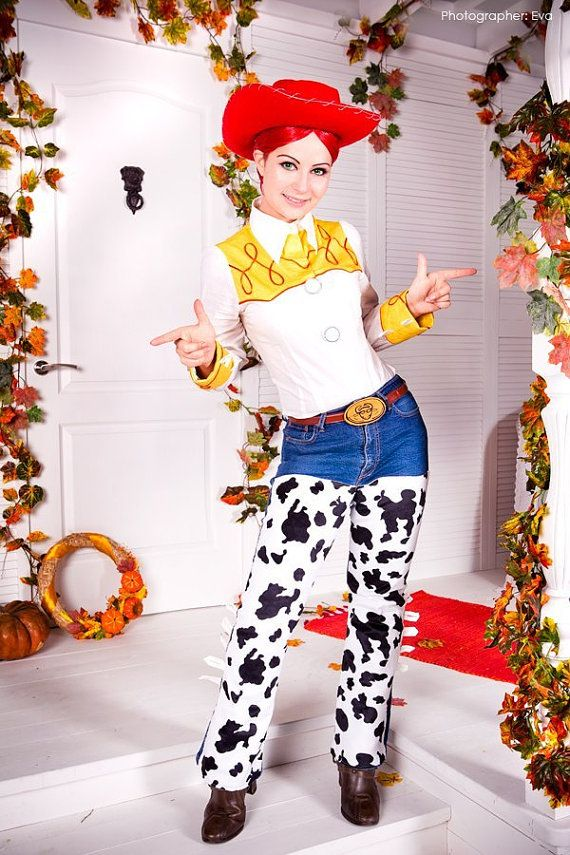 Hey, I found this really awesome Etsy listing at https://www.etsy.com/listing/229676155/jessie-toy-story-costume-cowgirl-woody