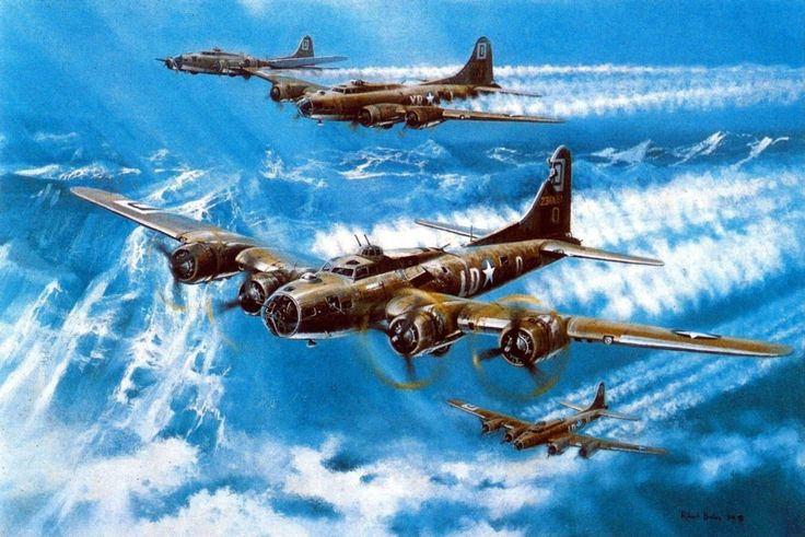 1943 08 16 Scaling the Alps - Robert Bailey August 16, 1943, loomed large at Thorpe Abbotts. The next day would mark the anniversary of the Eighth Air Force's first mission over occupied territory....