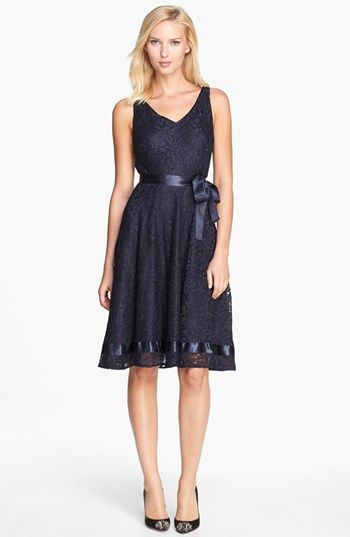 Tahari Lace Fit & Flare Dress available at #Nordstrom  http://shop.nordstrom.com/s/tahari-lace-fit-flare-dress/3606118?origin=category-personalizedsort&contextualcategoryid=0&fashionColor=&resultback=1899&cm_sp=personalizedsort-_-browseresults-_-1_5_B