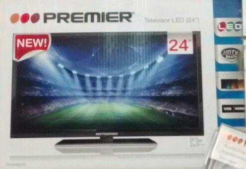"""Bono TV premier led 24"""", usb, hdmi $419.990. Whatsapp 3124347535."""