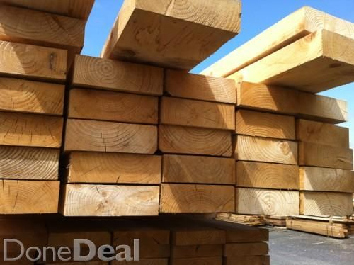 10% Off Construction Timber prices