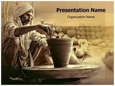 30 best indian culture powerpoint templates images on pinterest download our professionally designed potter ppt template this potter powerpoint template is affordable toneelgroepblik