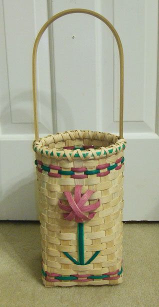 try this on a basket