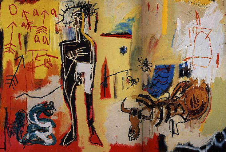 26 Best Images About Jean-Michel Basquiat (1960-1988) On