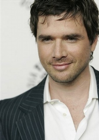 Matthew Settle. But not as Rufus. I dislike Rufus.