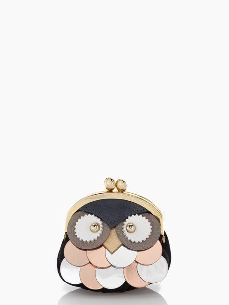 owl coin purse | kate spade