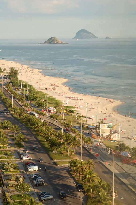 Barra da Tijuca, Rio de Janeiro, Brazil