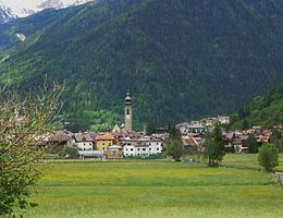 Pellizzano (Val di Sole - prov. Trento)