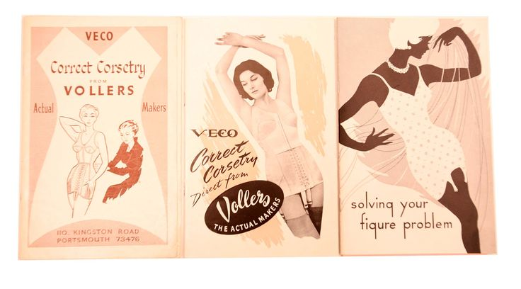 Correct Corsetry from Vollers