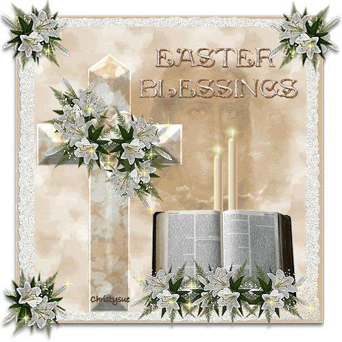 GIF easter JESUS gif | Easter Blessings