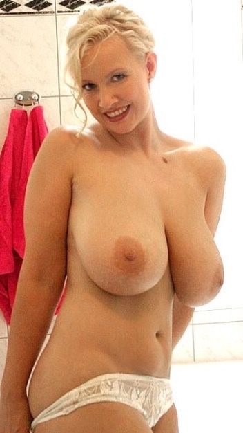 Big busty blonde mature 04 beiden will