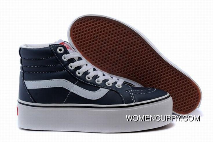 https://www.womencurry.com/vans-sk8hi-classic-platform-navy-blue-womens-shoes-online.html VANS SK8-HI CLASSIC PLATFORM NAVY BLUE WOMENS SHOES ONLINE Only $74.16 , Free Shipping!