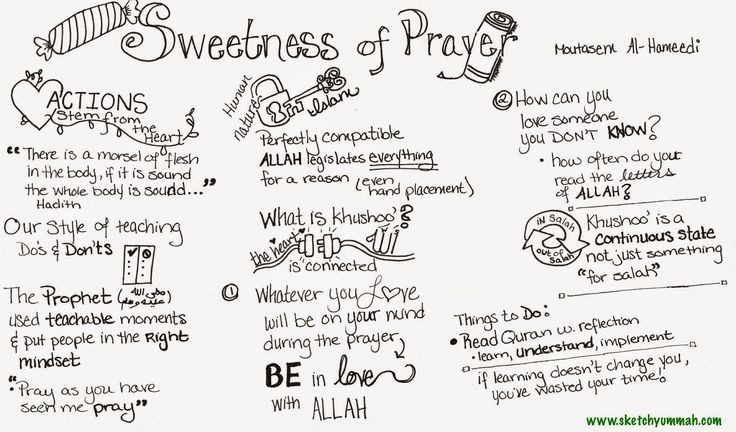 sweetness in prayer p1. Moutasem Al-Hameedi
