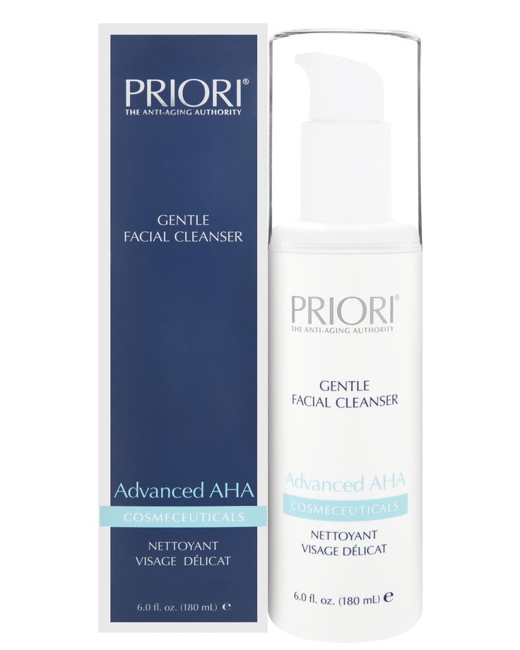 Gentle Facial Cleanser-Contains 13% LCA in a gentle, light lathering cleanser that gently exfoliates the skin, leaving it soft, soothed & radiant. Gently removes makeup & daily residue. Ideal for all skin types, including the most sensitive.