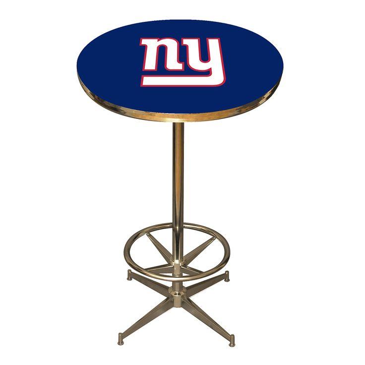 Unique New York Giants Bar Stools
