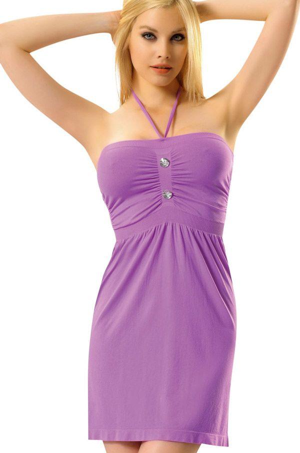 New Night Dikişsiz Plaj Elbisesi 24,90 TL ( Peşin Fiyatına 6 Taksit ) #newnight #plajelbisesi #içgiyim #lingerie #fantazigiyim