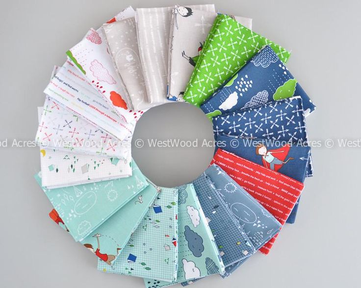 Greatest Adventure Fat Quarter Bundle