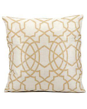 "Nourison ""Michael Amini"" Decorative Pillow"