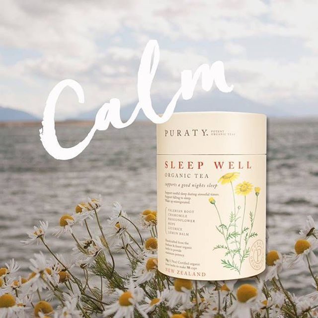 Is this your year to get on top of stress and develop healthy sleeping patterns? Our Sleep Well tea could really help