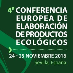 IV Conferencia Europea de Elaboración de Productos Ecológicos, Sevilla ecoagricultor.com