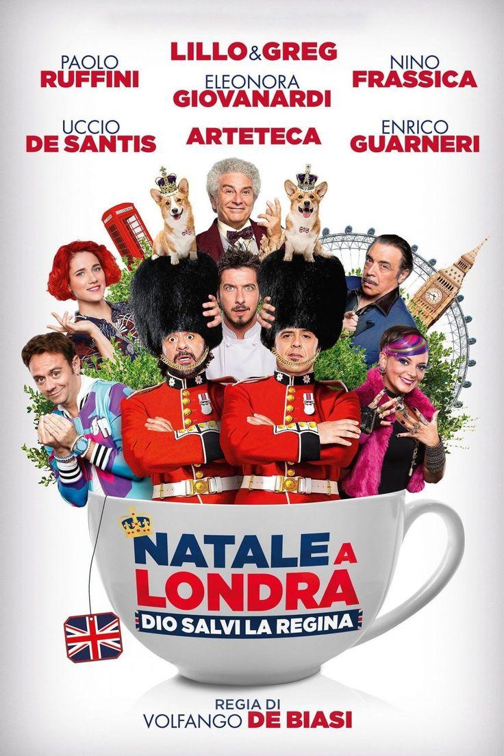 Natale a Londra - Dio salvi la Regina film completo di Natale 2016 in streaming HD gratis in italiano, guardalo online a 1080p e fai il download in alta definizione.