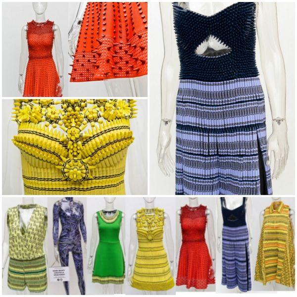 Ausgefallene Kleider - einzigartige Frühlingskollektion 2015  - http://freshideen.com/art-deko/ausgefallene-kleider.html