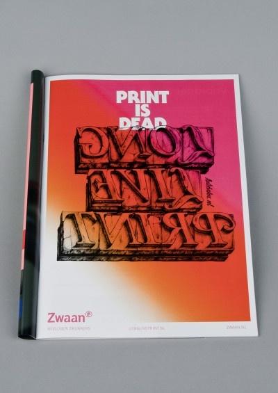 _Autobahn_: Zwaan Printmedia, Hands Drawn Design, Drukkerij Zwaan, Living Prints, Long Living