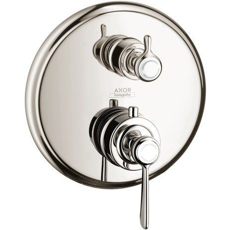 Axor Montreux Trim Lever Thermostatic with Volume Control and Diverter