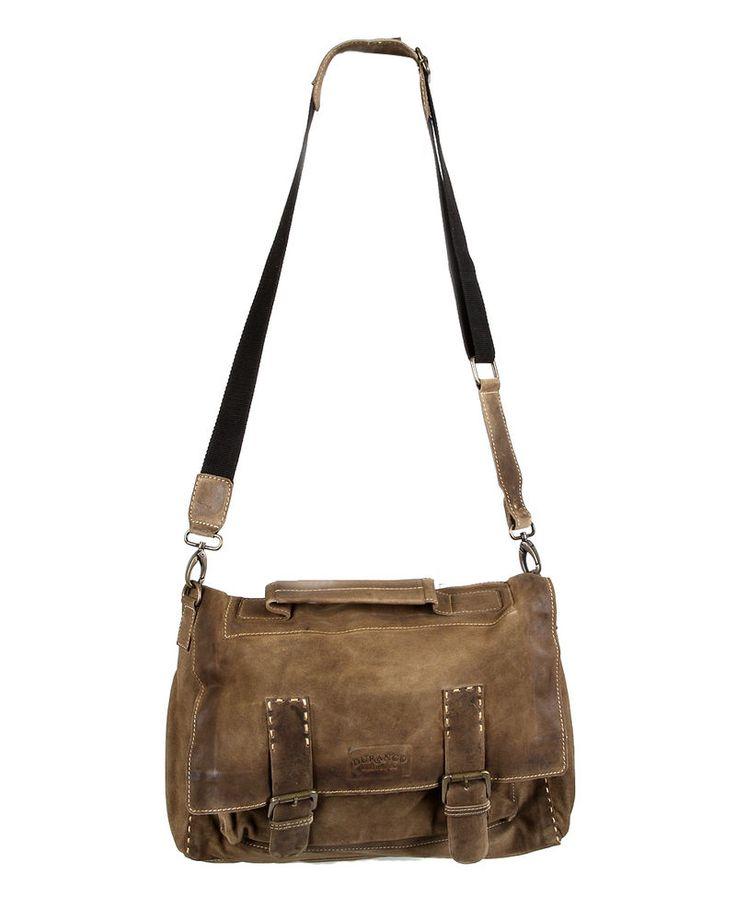 Outlaw Messenger Bag, Distressed