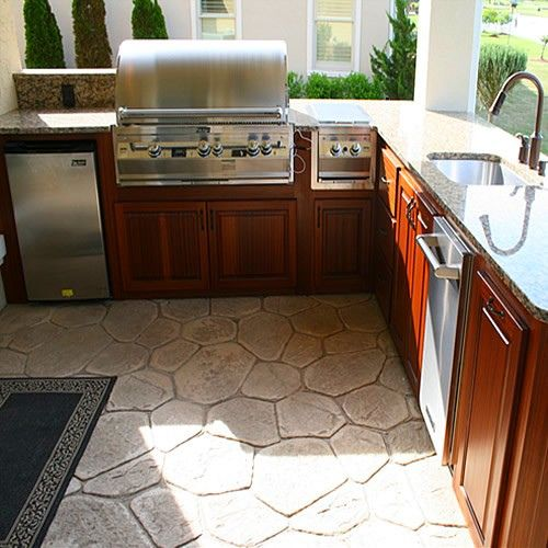 29 best Kitchens Outdoor images on Pinterest Outdoor cooking