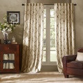 Bombay® Garrison Rod Pocket/Back Tab Window Curtain Panels - Bed Bath & Beyond