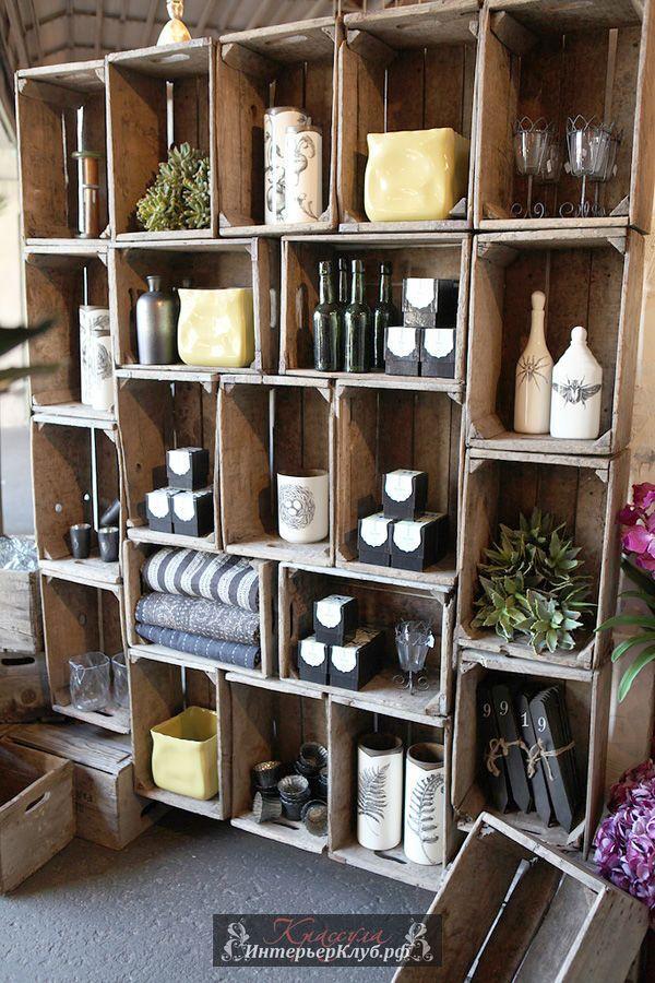 42 Мебель из ящиков своими руками, мебель из старых ящиков своими руками, из старых ящиков своими руками, из деревянных ящиков своими руками