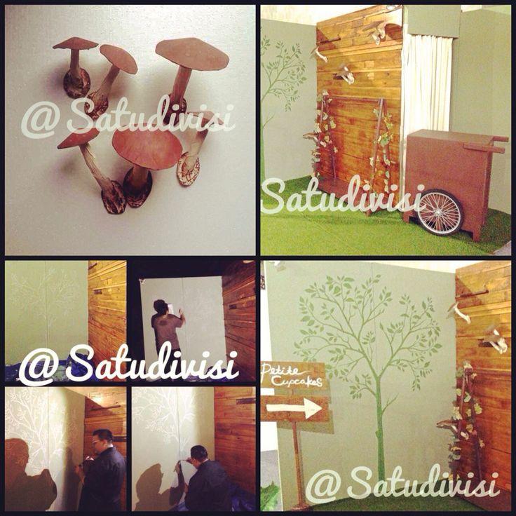 #boothdesign by Satudivisi Satudivisi@gmail.com