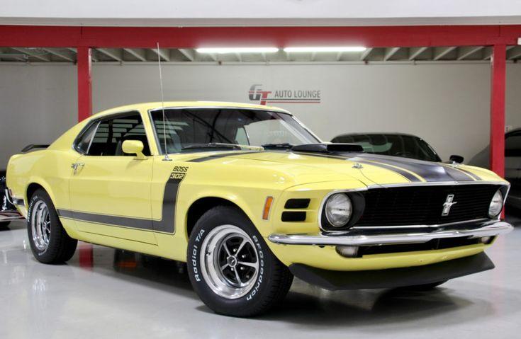 BaT Auction: 1970 Ford Mustang Boss 302