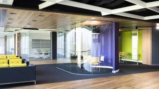 Fit out out and works of a new Global Pharmaceutical headquarters in London